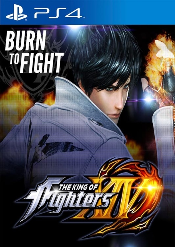 Cover zu The King of Fighters 14