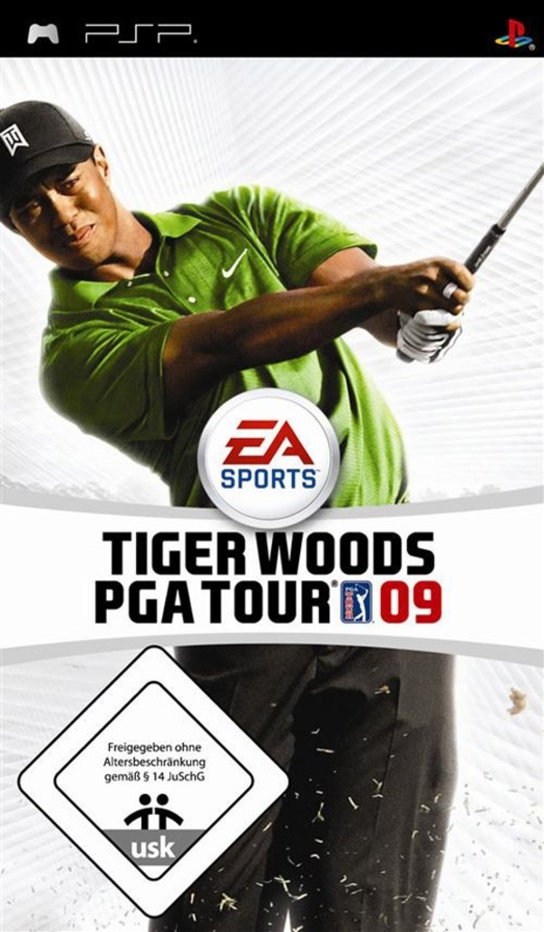 Cover zu Tiger Woods PGA Tour 09