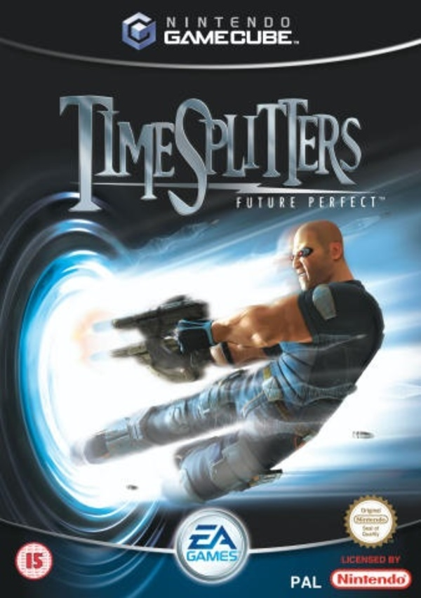 Cover zu TimeSplitters: Future Perfect