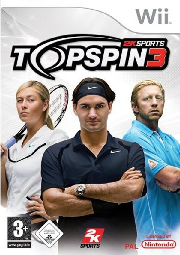 Cover zu Top Spin 3