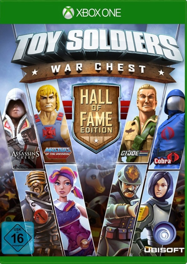 Cover zu Toy Soldiers: War Chest