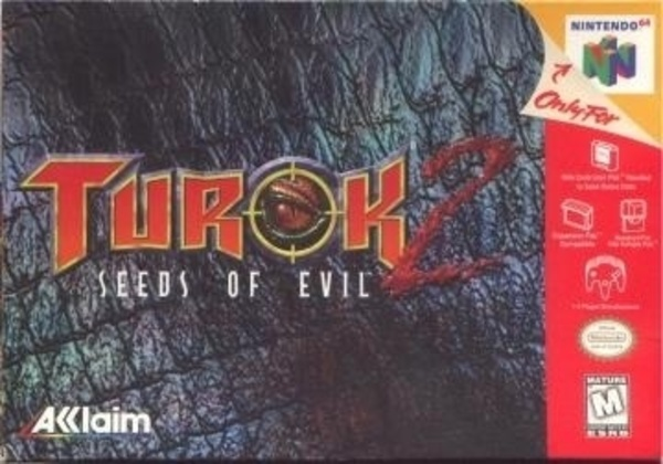 Cover zu Turok 2: Seeds of Evil