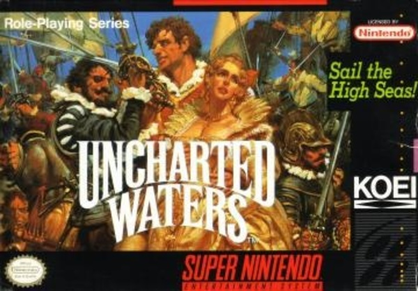 Cover zu Uncharted Waters