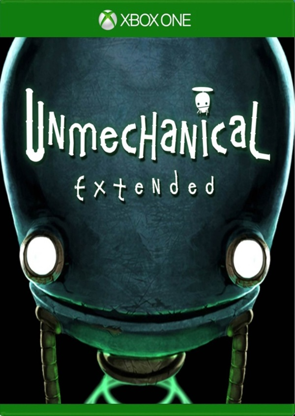 Cover zu Unmechanical Extended