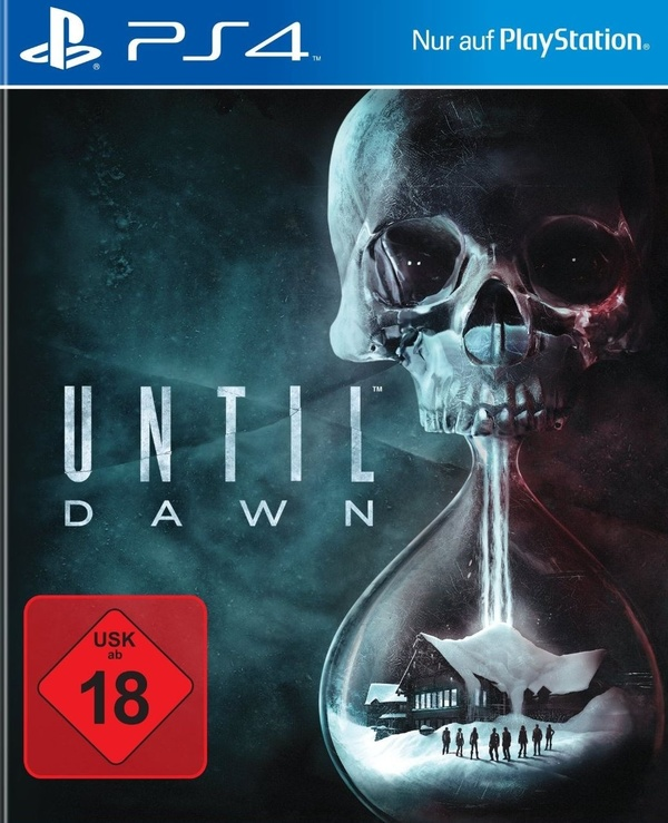 Cover zu Until Dawn