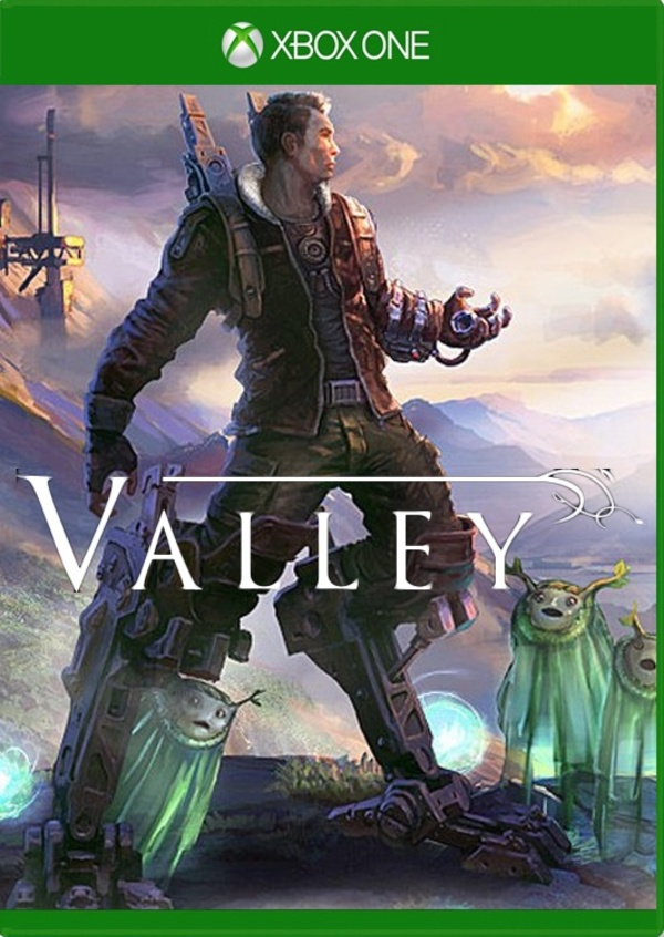 Cover zu Valley