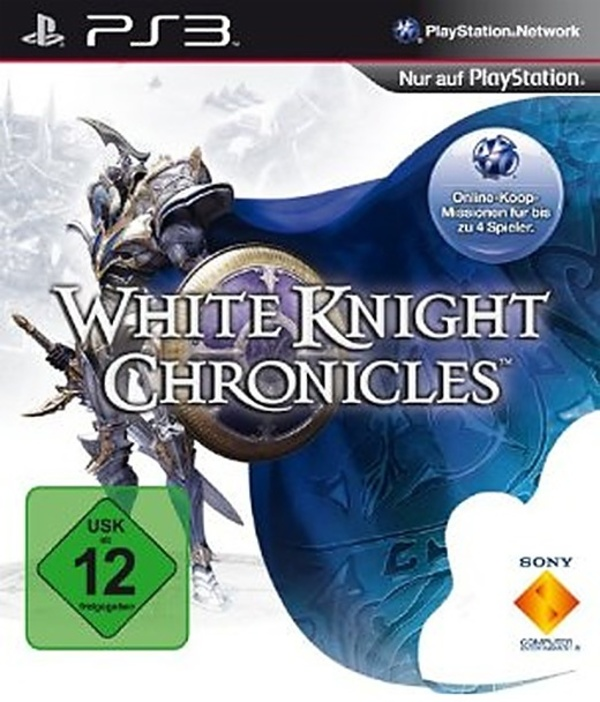 Cover zu White Knight Chronicles