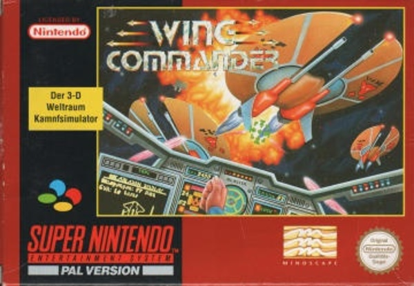 Cover zu Wing Commander