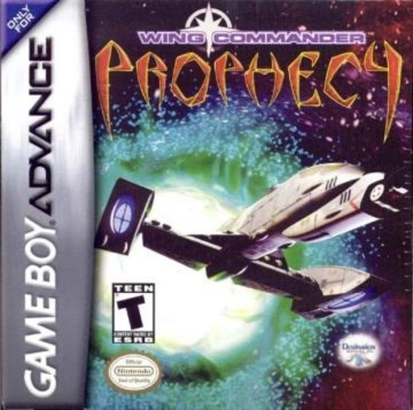 Cover zu Wing Commander Prophecy