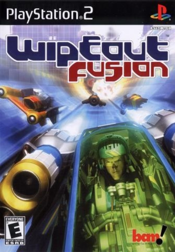 Cover zu Wipeout Fusion