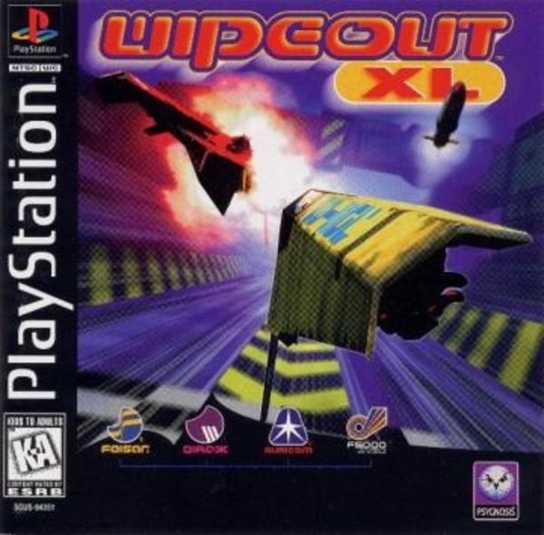 Cover zu Wipeout XL