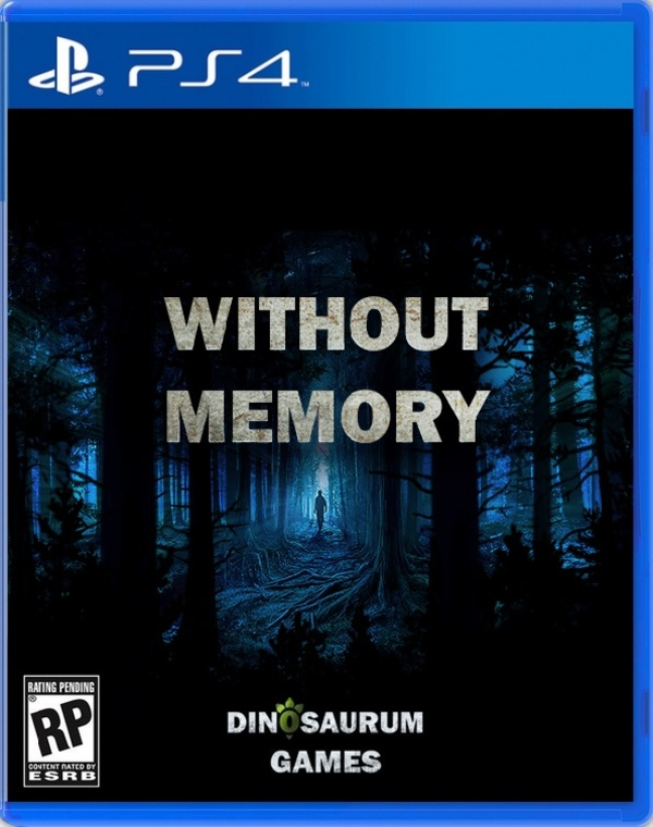 Cover zu Without Memory