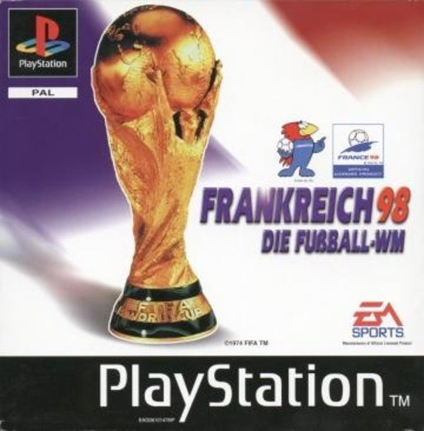 Cover zu World Cup 98