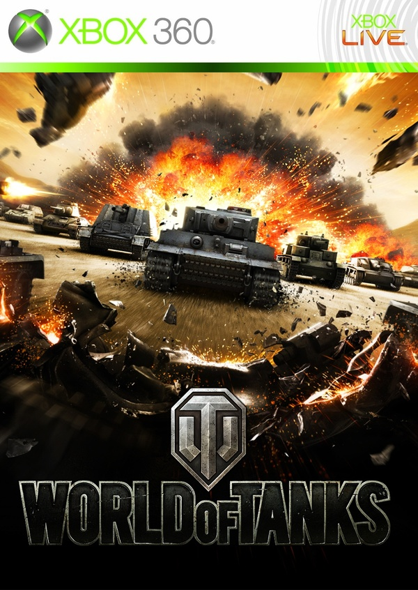 Cover zu World of Tanks: Xbox 360 Edition