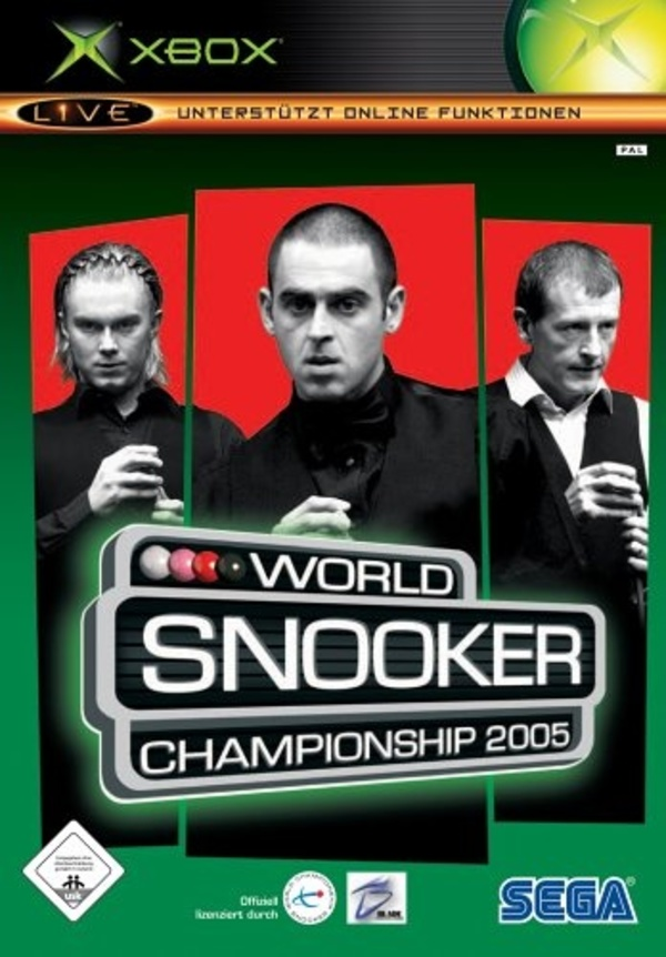 Cover zu World Snooker Championship 2005