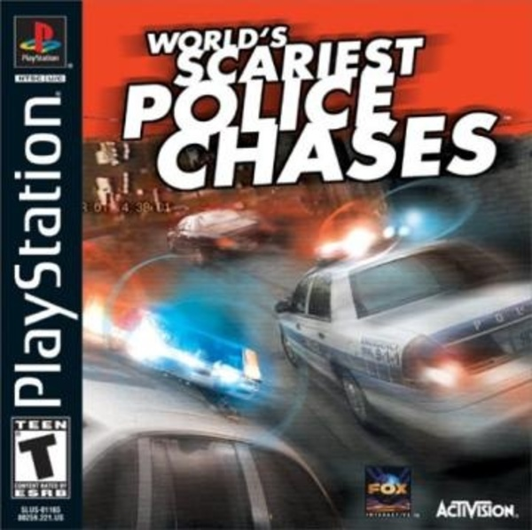 Cover zu World's Scariest Police Chases