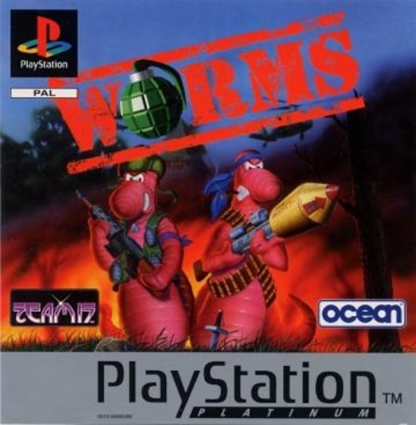 Cover zu Worms