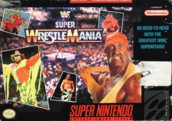 Cover zu WWF Super Wrestlemania