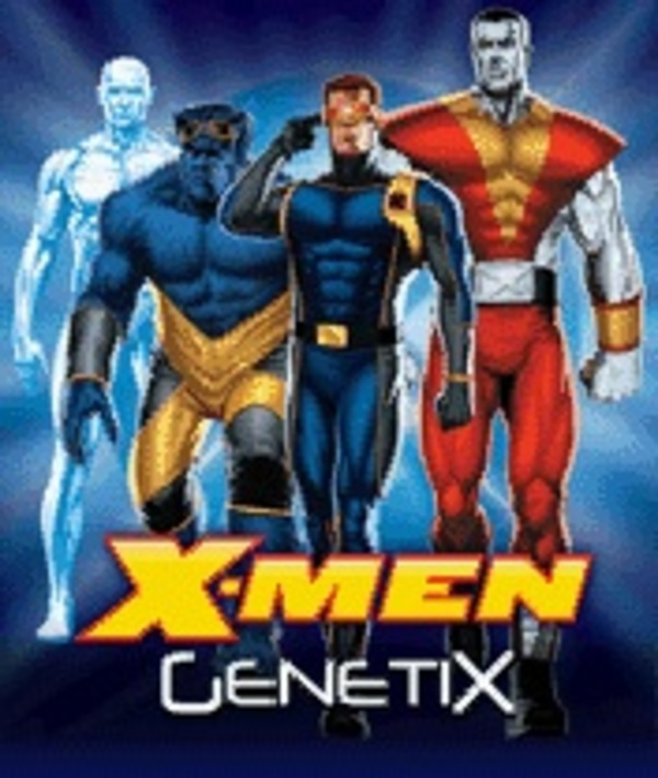 Cover zu X-Men Genetix