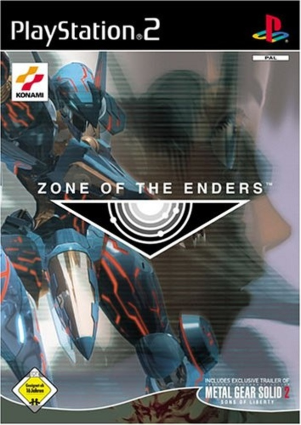 Cover zu Zone of the Enders