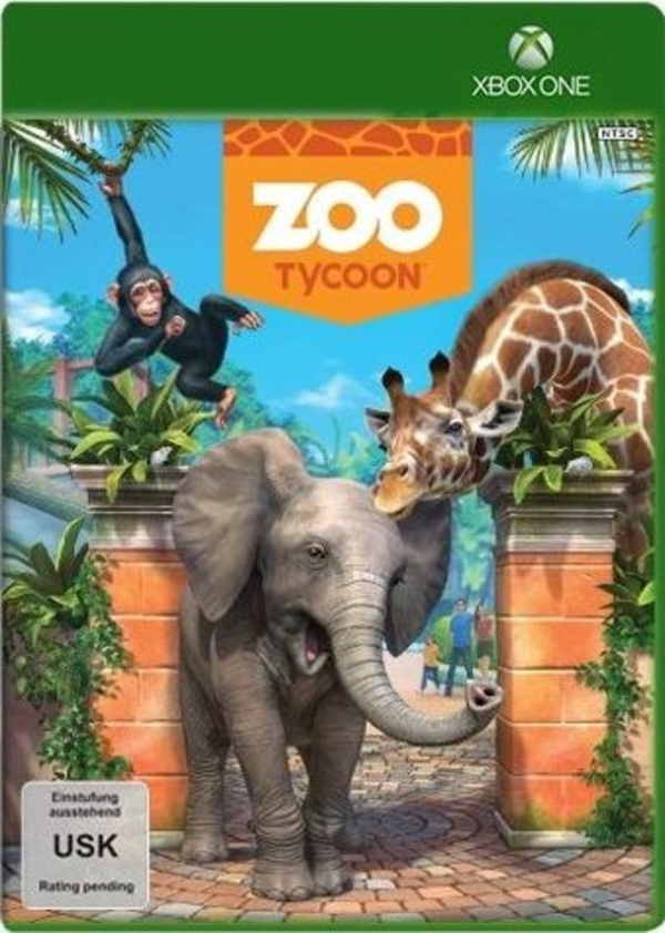 Cover zu Zoo Tycoon (2013)