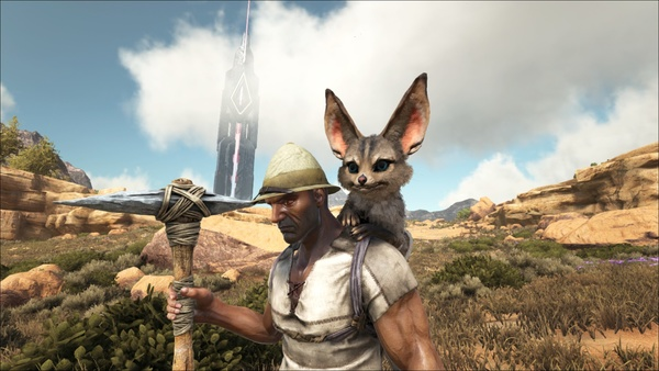 Screenshot zu ARK: Survival Evolved (PS4) - Screenshots