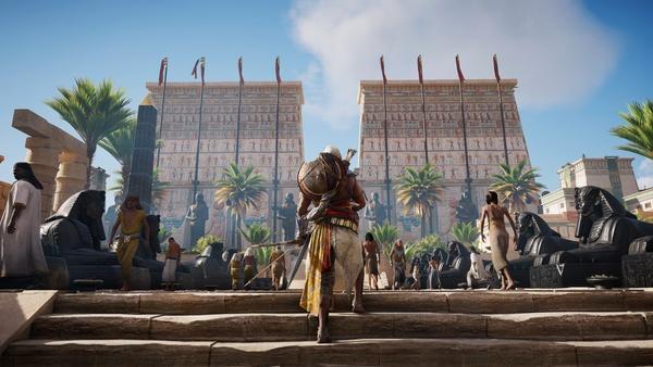 Screenshot zu Assassin's Creed: Origins (PS4) - Screenshots