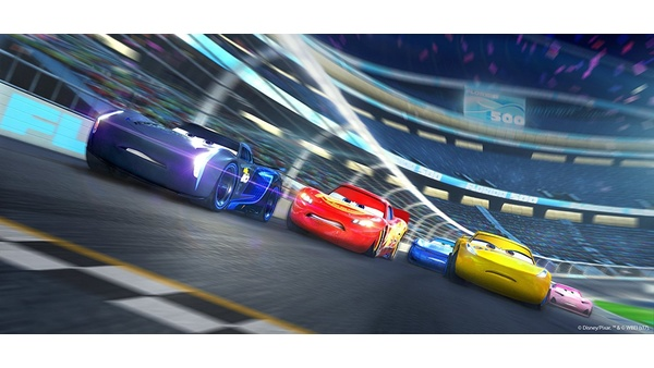 Screenshot zu Cars 3: Driven to Win (Nintendo Switch) - Screenshots