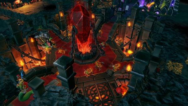 Screenshot zu Dungeons 3 (PS4) - Sceenshots