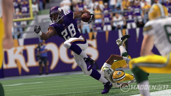 Screenshot zu Madden NFL 17 (PS4) - Screenshots
