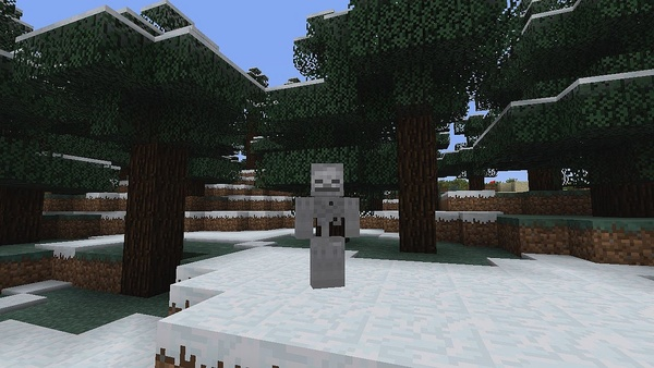 Screenshot zu Minecraft: Xbox 360 Edition (Xbox 360) - Alle Skins aus dem Skin-Pack-2-DLC