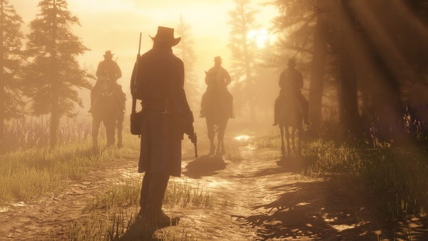 Screenshot zu Red Dead Redemption 2 (Xbox One) - Screenshots