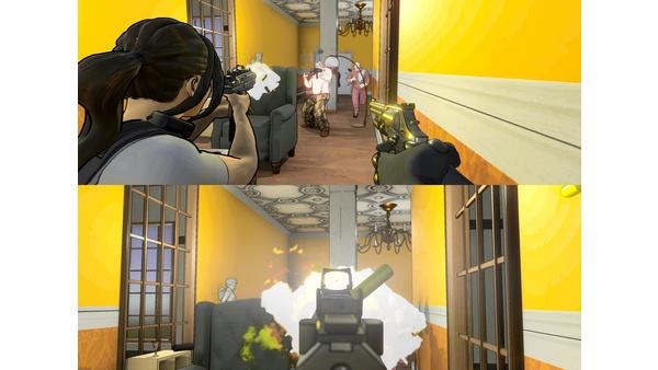 Screenshot zu RICO (PS4) - Screenshots zum Koop-Shooter