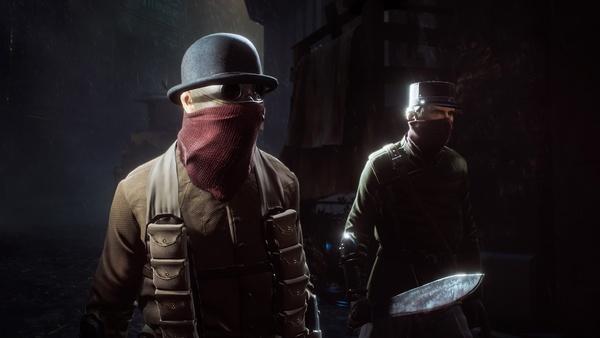 Screenshot zu Vampyr (PS4) - Screenshots