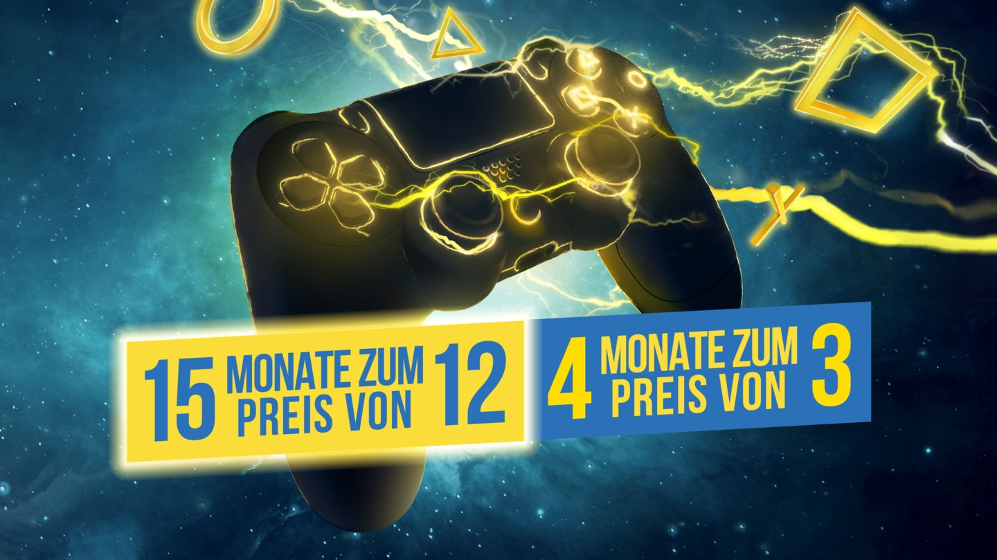 ps store jetzt 12 monate ps plus sichern und 15 monate. Black Bedroom Furniture Sets. Home Design Ideas