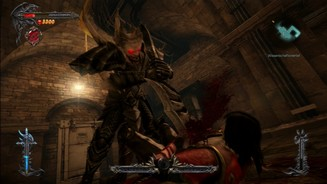 <b>Castlevania: Lords of Shadow 2</b><br>Situationen, in denen normalerweise ein Quicktime-Event folgen würde, wirken ohne das Knöpfchendrücken zuweilen etwas merkwürdig.