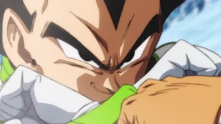 Dragon Ball Super: Broly - Finaler Trailer zeigt Vegetas rothaarige Form