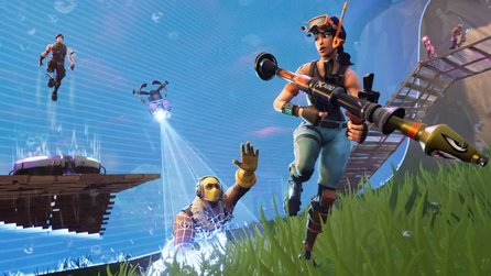 Fortnite: Battle Royale - Update 3.3.1 kommt heute mit Heavy Shotgun für PS4 & Xbox One