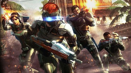 Fuse - Test-Video des Koop-Shooters