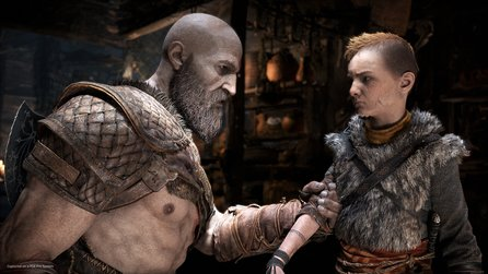 God of War - Entwickler orientieren sich an The Last of Us & anderen Naughty Dog-Spielen