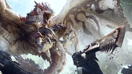 Monster Hunter World - Kostenlose Updates nach Release bringen neue Monster