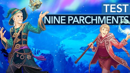Nine Parchments - Test-Video: Rätsel raus, Action rein