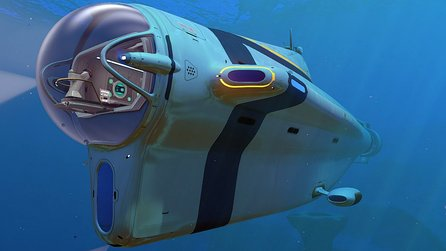 Subnautica - Trailer zum Machinery-Update