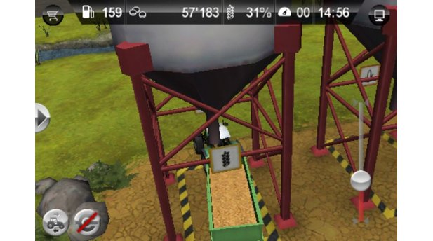 Landwirtschafts-Simulator 2012 - Screenshots der iOS-Version