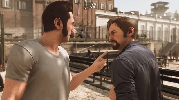A Way Out - Reveal-Trailer zeigt Gameplay des Koop-Only-Adventures