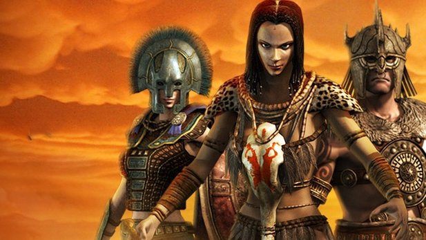 Age of Conan Unchained - Kontrollbesuch-Video