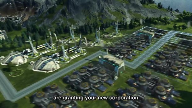 Anno 2205 - Launch-Trailer