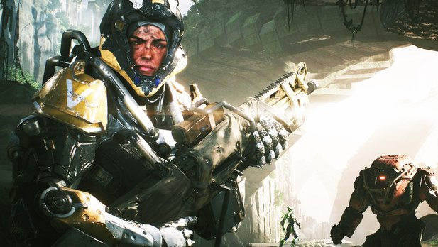 Anthem - Video: 20 Minuten Gameplay zu Raids und Spielmechaniken