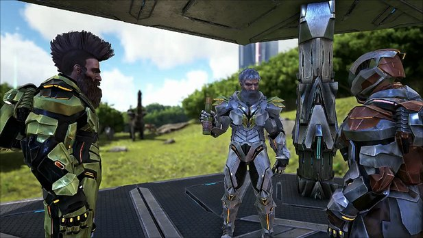 Ark: Survival Evolved - Gameplay-Trailer stellt den Patch 255 vor
