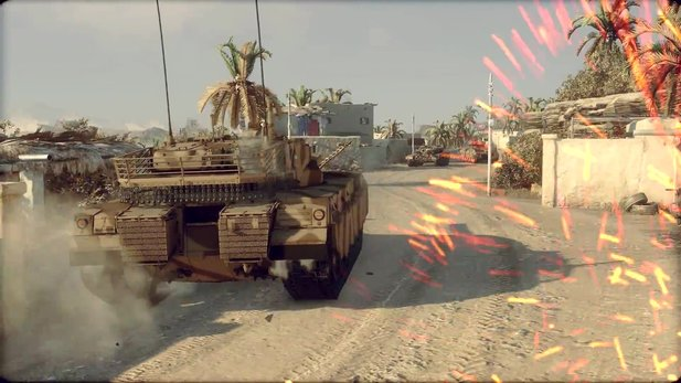 Armored Warfare - Trailer zeigt Update 0.15 mit den T10-Panzern